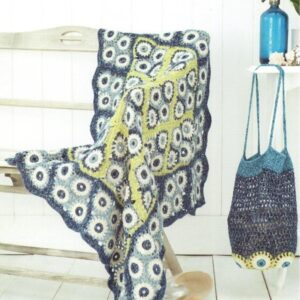 Stylecraft Batik crochet pattern 9299