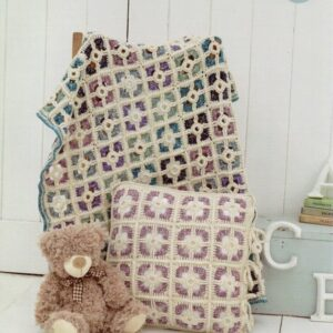 Stylecraft Batik crochet pattern 9300