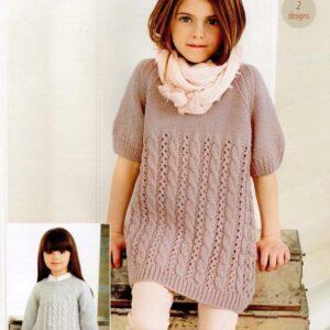 Stylecraft Special DK knitting pattern 9399