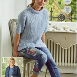 Stylecraft Batik crochet pattern 9420
