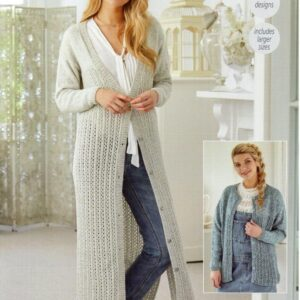 Stylecraft Batik knitting pattern 9421
