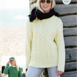 Stylecraft Special Chunky yarn knitting pattern 9440
