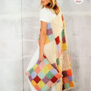 Stylecraft Batik crochet pattern 9558