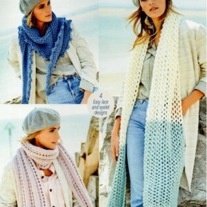 Stylecraft Special XL super chunky yarn knitting pattern 9589