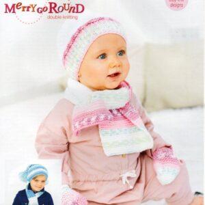 Stylecraft Wondersoft & Merry Go Round 9639