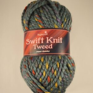 Stylecraft Swift Knit Tweed Super Chunky yarn