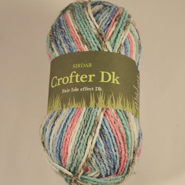 Sirdar Crofter DK Fairisle yarn