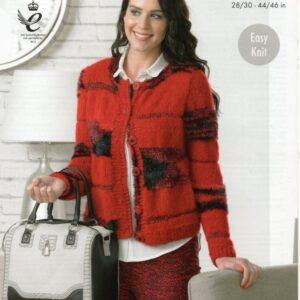 King Cole knitting pattern 4332 for Urban yarn