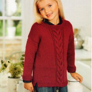 Stylecraft Life DK yarn knitting pattern 8932