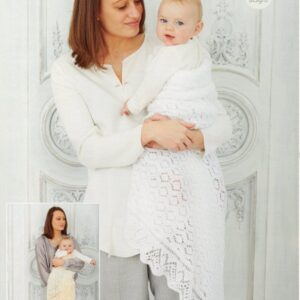 Stylecraft Wondersoft 3 ply yarn knitting pattern 9392