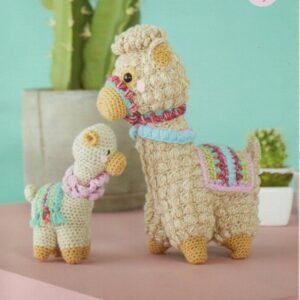 Stylecraft DK yarn toy crochet pattern 9595