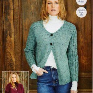 Stylecraft Life DK knitting pattern 9656