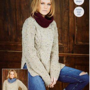 Stylecraft Life DK knitting pattern 9657