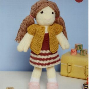 Stylecraft DK yarn toy crochet pattern 9667
