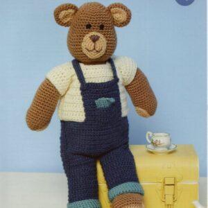 DK yarn toy crochet pattern 9669