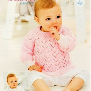 Stylecraft Special for Baby DK knitting pattern 9678