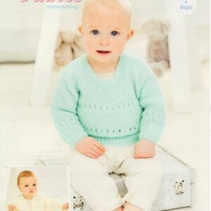 Stylecraft Special for Baby DK knitting pattern 9679