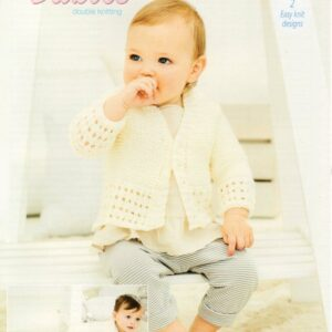 Stylecraft Special for Baby DK knitting pattern 9682