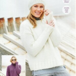 Stylecraft Cosy Delight knitting pattern 9684