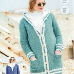 Stylecraft Cosy Delight knitting pattern 9686