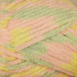 Flutterby B38 Yellow Pink & Green