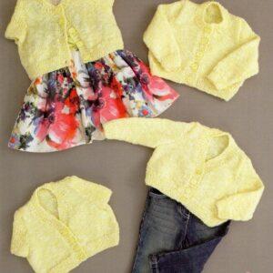 Stylecraft DK yarn pattern 8740