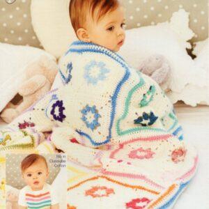 Stylecraft Special DK yarn pattern 9156