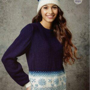 Stylecraft Special DK yarn pattern 9308