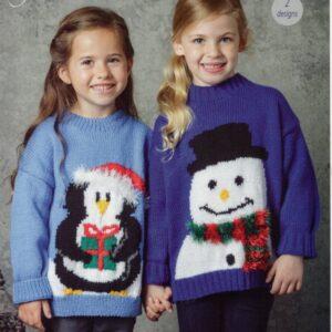 Stylecraft Special DK yarn pattern 9309