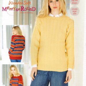 Stylecraft Special DK yarn pattern 9395