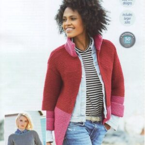 Stylecraft Bellissima DK & Chunky yarn pattern 9697