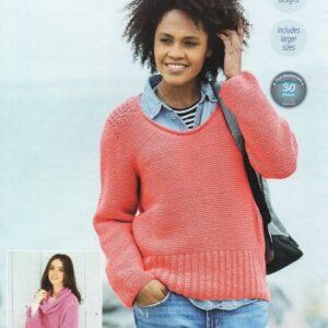 Stylecraft Bellissima DK yarn pattern 9698