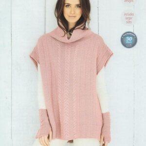 Stylecraft Bellissima DK & chunky yarns pattern 9700