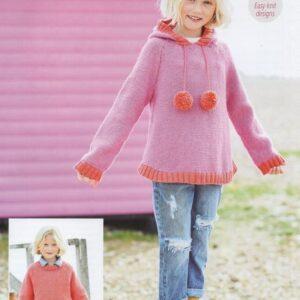 Stylecraft Bellissima yarn pattern 9703