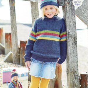 Stylecraft Bellissima yarn pattern 9705