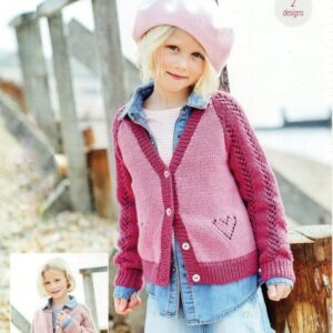 Stylecraft Bellissima yarn pattern 9707