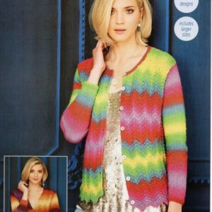 Stylecraft Cabaret yarn pattern 9709