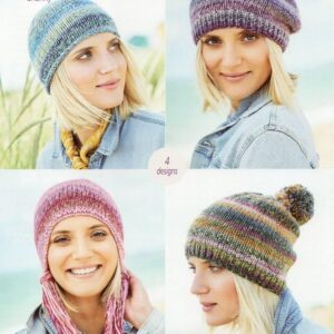 Stylecraft Carnival Tweed yarn pattern 9719