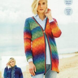 Stylecraft Dream Catcher yarn pattern 9726