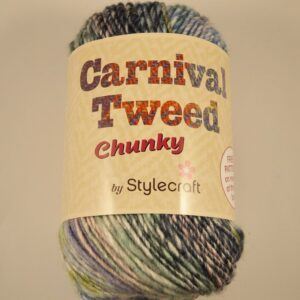 Stylecraft Carnival Tweed chunky yarn