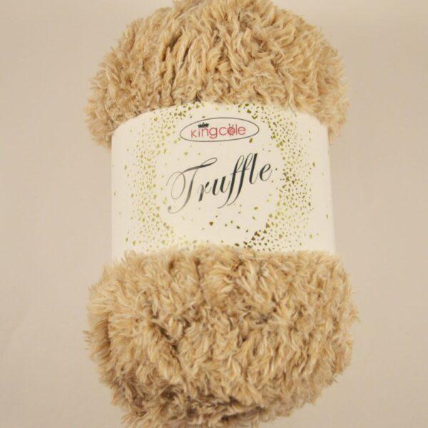 King Cole Truffle fluffy DK yarn
