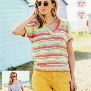 Stylecraft Regatta DK yarn pattern 9735