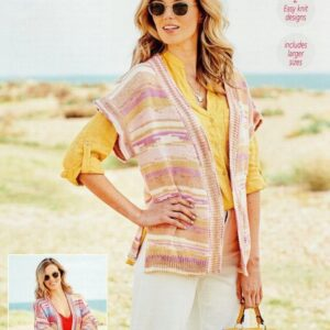 Stylecraft Regatta DK yarn pattern 9737