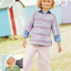 Stylecraft Regatta DK yarn pattern 9740