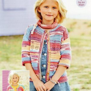 Stylecraft Regatta DK yarn pattern 9741