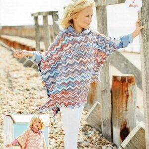 Stylecraft Regatta DK yarn pattern 9742