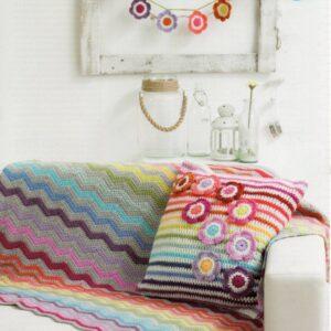 Life DK yarn crochet pattern 9091