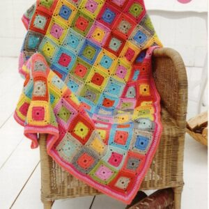 Life DK yarn crochet pattern 9232