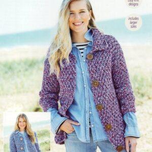 Stylecraft New Swift Knit super chunky yarn pattern 9720