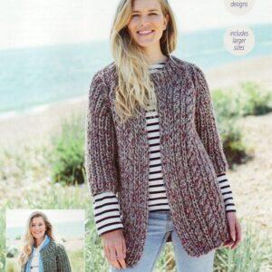Stylecraft New Swift Knit super chunky yarn pattern 9723